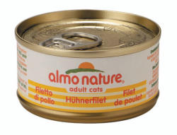 Almo Nature Adult Chicken Tin 70g