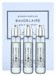 Byredo Baudelaire (Refills) EDP 3x12ml