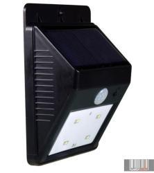 POWERplus Cat napelemes kültéri fali LED lámpa mozgásszenzorral és alkonykapcsolóval (O-701)