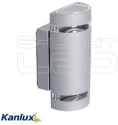 Kanlux ZEW EL-235U-GR kültéri fali lámpa (22443)