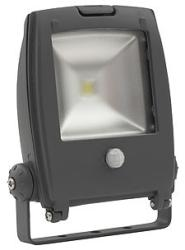Kanlux RINDO MCOB-10-GM SE kültéri LED reflektor mozgásérzékelővel (18483)