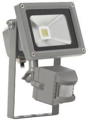 Kanlux MONDO LED MCOB-10-GR SE kültéri reflektor mozgásérzékelővel (19720)