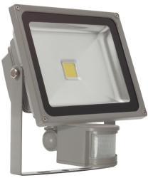 Kanlux MONDO LED MCOB-30-GR SE kültéri reflektor mozgásérzékelővel (19721)