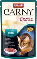Animonda Carny Exotic Buffalo 18x85g