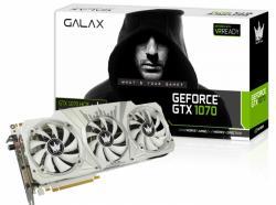 GALAX GeForce GTX 1070 Hall of Fame Edition 8GB GDDR5 PCIe (70NSH6DHL2SK)