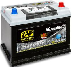 ZAP Silver 80Ah 560A Japan
