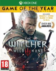 CD Projekt RED The Witcher III Wild Hunt [Game of the Year Edition] (Xbox One)