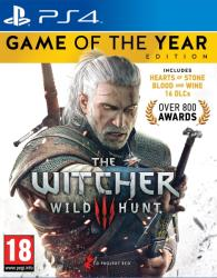 CD Projekt RED The Witcher III Wild Hunt [Game of the Year Edition] (PS4)