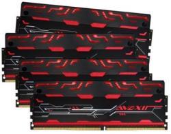 AVEXIR 16GB (4x4GB) DDR4 3000MHz AVD4UZ130001604G-4BZ1RR