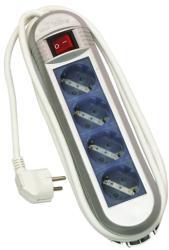Bricolux 4 Plug 1,5m Switch (523246-BR)