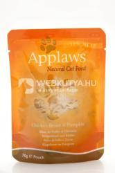 Applaws Chicken Breast & Pumpkin 6x70g
