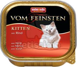 Animonda Vom Feinsten Kitten Beef 6x100g