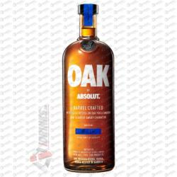 ABSOLUT Oak Barrel Crafted Vodka (1L)