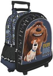 UNIPAP The Secret Life of Pets - A kis kedvencek titkos élete - húzható iskola hátizsák, fiús (270963)