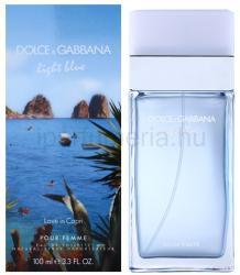 Dolce&Gabbana Light Blue Love in Capri EDT 100ml