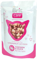 Brit Care Pouches Chicken & Duck 12x80g