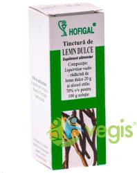 Hofigal Tinctura de Lemn dulce 50ml