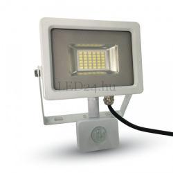 V-TAC 5749 20W LED reflektor mozgásérzékelővel