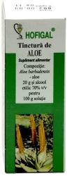 Hofigal Tinctura de Aloe 50ml