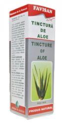 Favisan Tinctura de Aloe 50ml