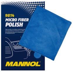 MANNOL Mikroszálas polirozó kendő - Micro fiber polish (9814)