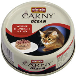 Animonda Carny Ocean Tuna & Beef 12x80g