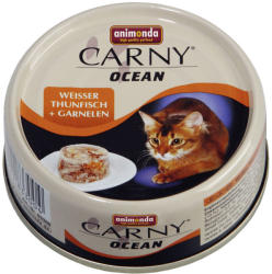 Animonda Carny Ocean Tuna & Shrimp 12x80g