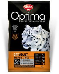 Optimanova Cat Adult Salmon & Rice 400g