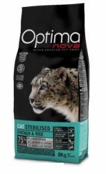 Optimanova Cat Sterilised 8kg