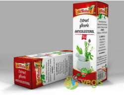 AdNatura Extract gliceric - Anticolesterol 50ml