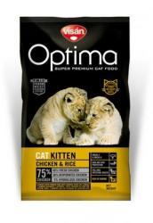 Optimanova Cat Kitten Chicken & Rice 400g