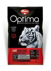 Optimanova Cat Mature Chicken & Rice 400g