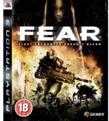 Vivendi F.E.A.R. (PS3)