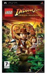 LucasArts LEGO Indiana Jones The Original Adventures (PSP)