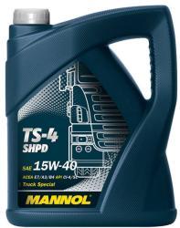 MANNOL TS-4 SHPD 15W-40 Extra (5L)
