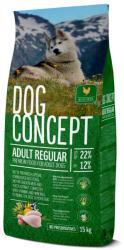 DOG CONCEPT Adult Regular 15kg