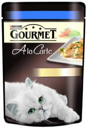 Gourmet A la Carte Trout, Carrot & Tomato 85g