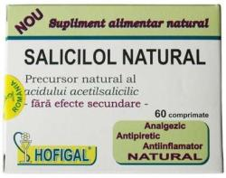 Hofigal Salicilol Natural - 60 comprimate