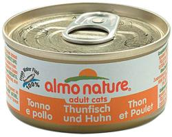 Almo Nature Adult Tuna & Chicken 70g