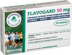 Flavogard 50mg tabletta - 30 db