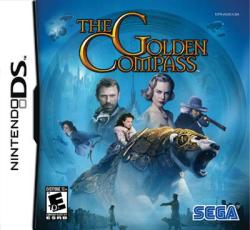 SEGA The Golden Compass (Nintendo DS)