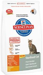 Hill's SP Feline Young Adult Sterilised Chicken 3,5kg