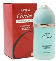 Cartier Pasha de Cartier Fraicheur Menthe EDT 100ml