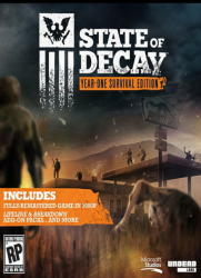 Microsoft State of Decay Year-One Survival Edition (PC)