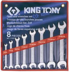 KING TONY Villáskulcs készlet 8db (1108SR)
