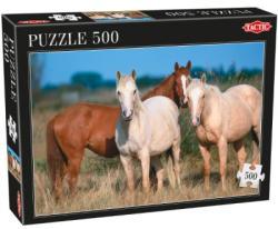 TACTIC Három ló 500 db-os