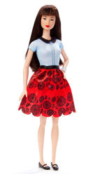 Mattel Barbie - Fashionistas - Ruby Red Floral