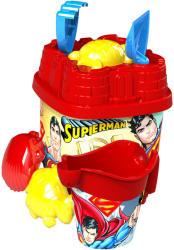 Dema Stil Superman homokozó készlet, 8 részes (ADEM-WB-1603-S)