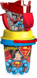 Dema Stil Superman kancsós homokozó készlet, 5 részes (ADEM-WB-1206-S)