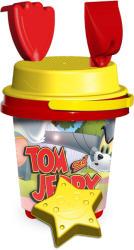 Dema Stil Tom és Jerry homokozó készlet, 5 részes (ADEM-WB-1204-TJ)
